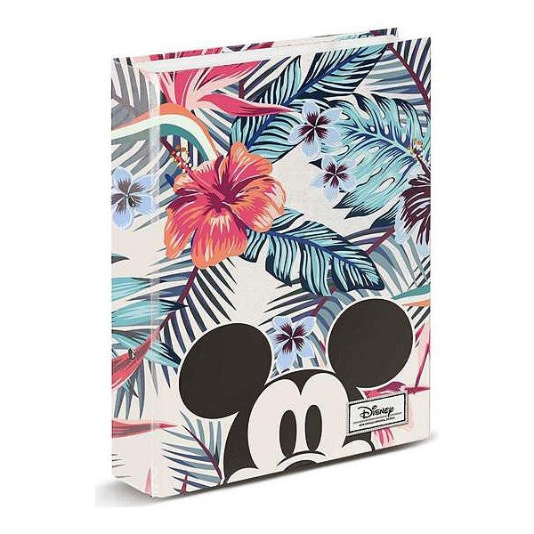 Ring binder Mickey Mouse (33 x 28 x 5 cm)