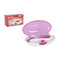 Manicure Set Aprilla ANC-6807 LED White Pink