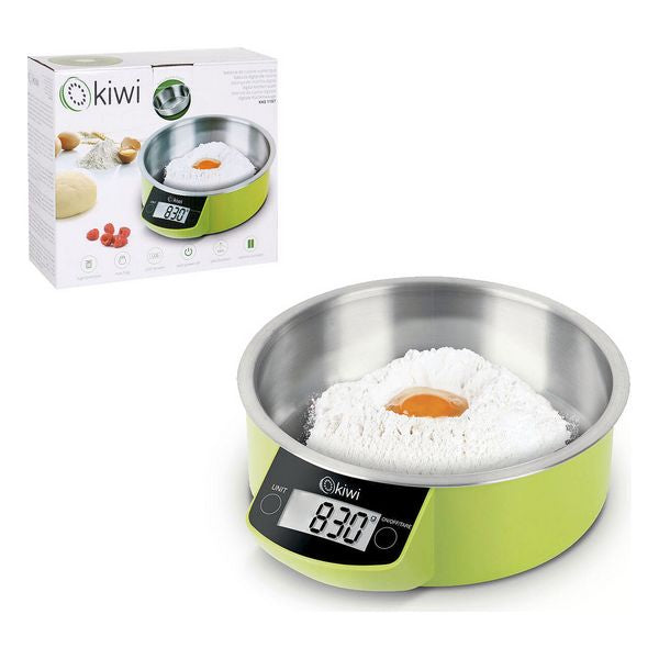 Digital Kitchen Scale Kiwi Green
