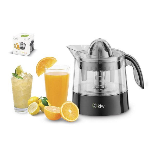 Electric Juicer Kiwi KCJ-1808 1 L 40W Black