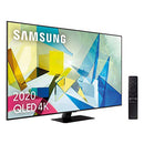 "Smart TV Samsung QE85Q80T 85"" 4K Ultra HD QLED WiFi Grey"