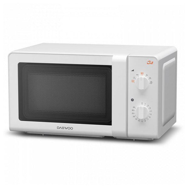 Microwave with Grill Daewoo KOG-6F27 20 L 700W White
