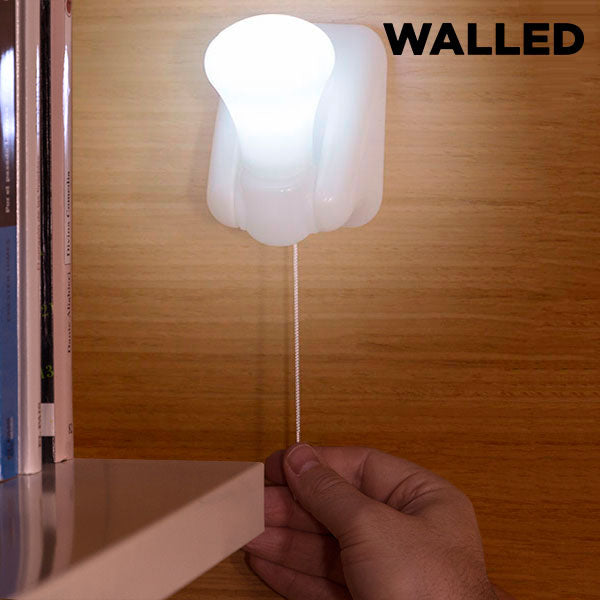 Walled LB15 Portable LED Light with Cord (pack of 3)