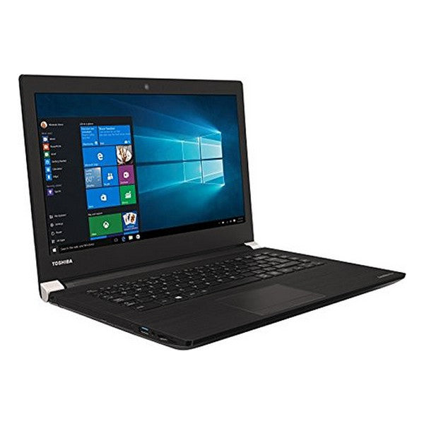 "OUTLET Notebook Toshiba Sat Pro R40-D-111 14"" Celeron 3865U 4 GB RAM 128 GB SSD Black (No packaging)"
