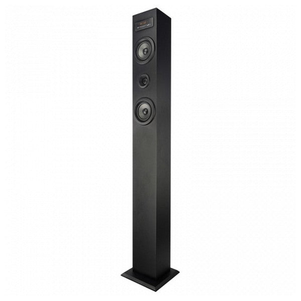 OUTLET Bluetooth Sound Tower BRIGMTON BTW-41-N USB MICRO SD 40 W Black (No packaging)