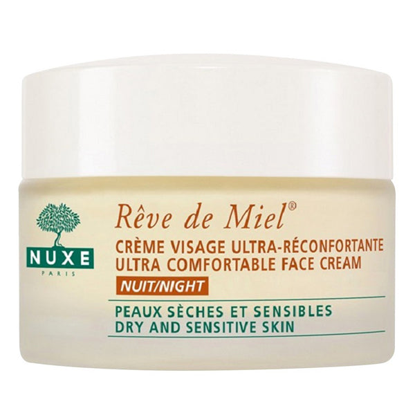 Night Cream Rêve De Miel Nuxe