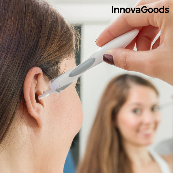 InnovaGoods Spiral Ear Cleaner