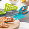 Spatula Scissors for Pizza