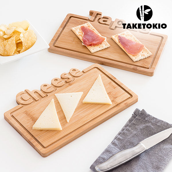 TPCH TakeTokio Bamboo Cutting Board