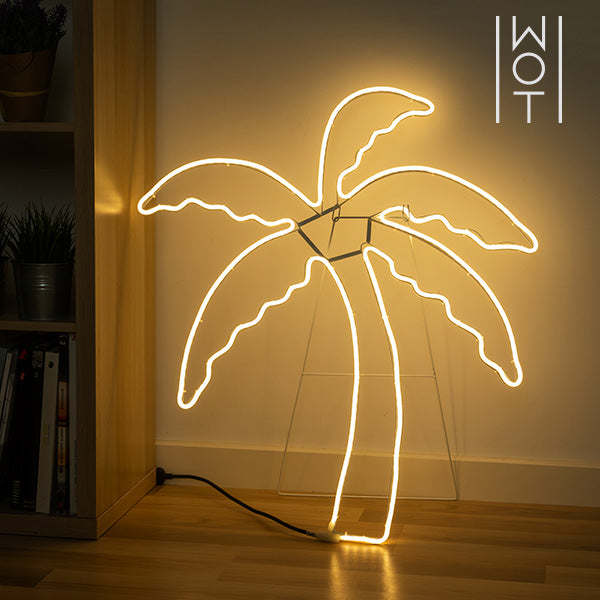 Wagon Trend LED Palm Tree with Stand