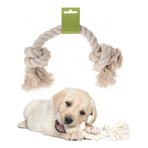 Double Knotted Dog Rope
