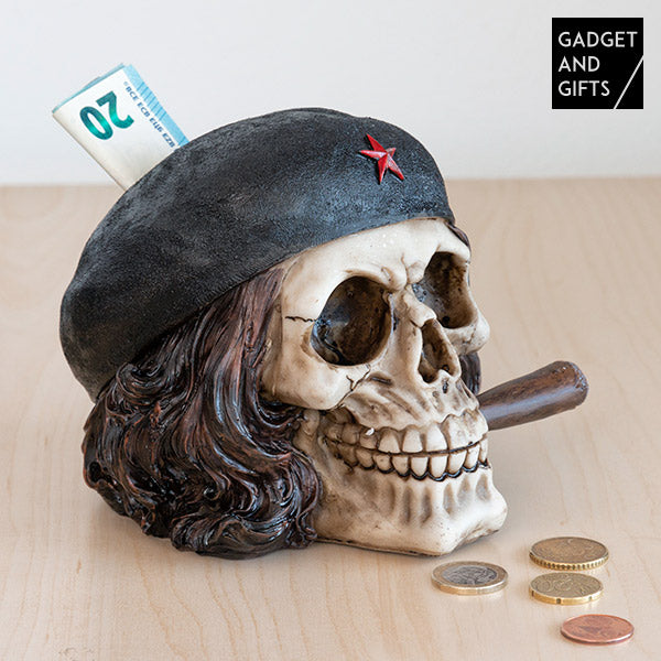 Gadget and Gifts Liberator  with Cigar Skull Moneybox