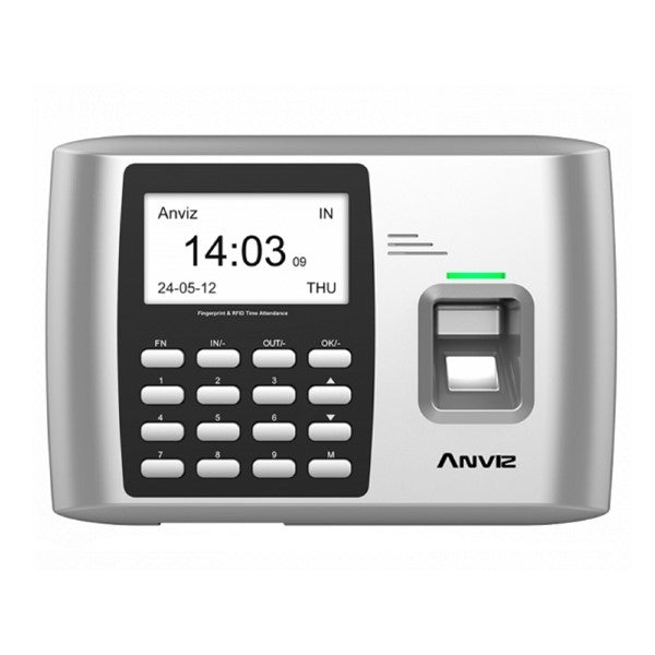 System for Biometric Access Control Anviz A300 500 dpi WiFi Grey