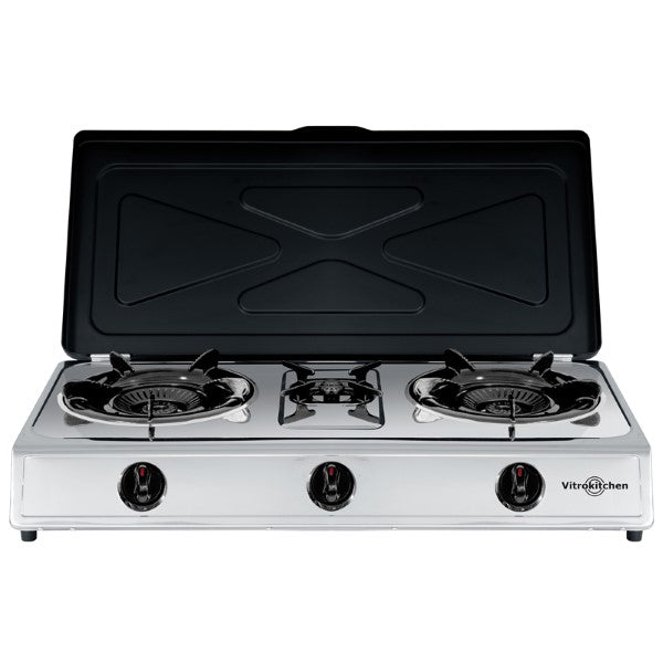 gas stove Vitrokitchen 360IB (3 Stoves)