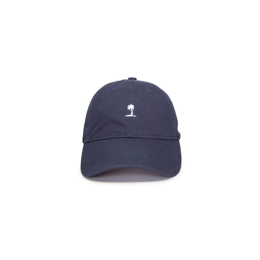margot pool side cap bleu marine