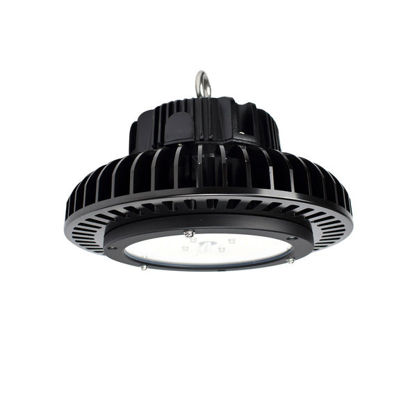 ATG Electronics Title 24 Compliant UFO LED High Bay Light 150W 120-277V 21300 lumens 5000k 0-10V Dimmable IP65 5 Year Warranty