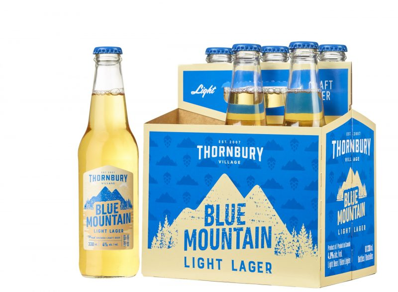 Thornbury Blue Mountain Light Lager