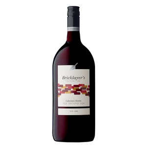 Bricklayer's Foundation Cabernet Merlot VQA