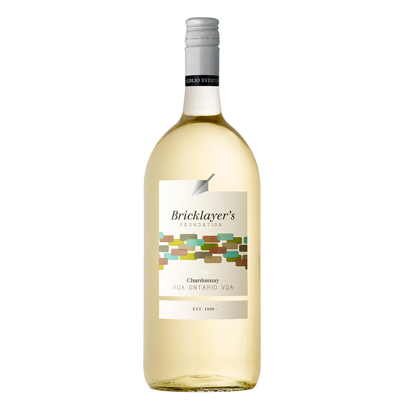 Bricklayer's Foundation Chardonnay VQA