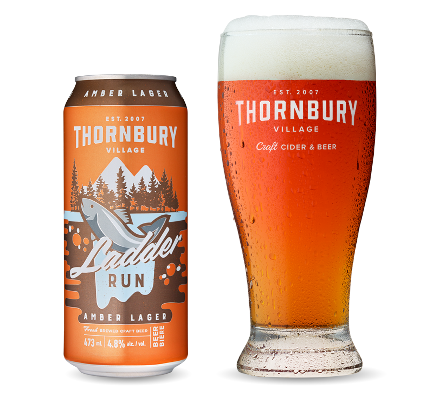 Thornbury Ladder Run Amber Lager