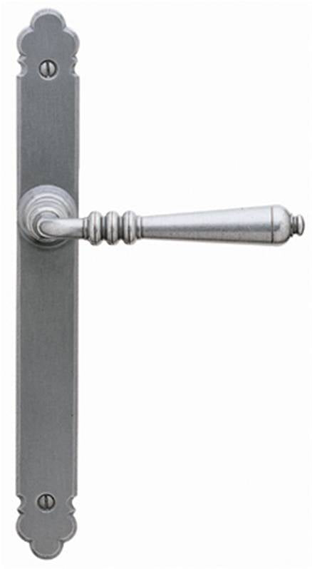 Languedoc PM Privacy Lock Lever Handles 01-435 Satin Brass