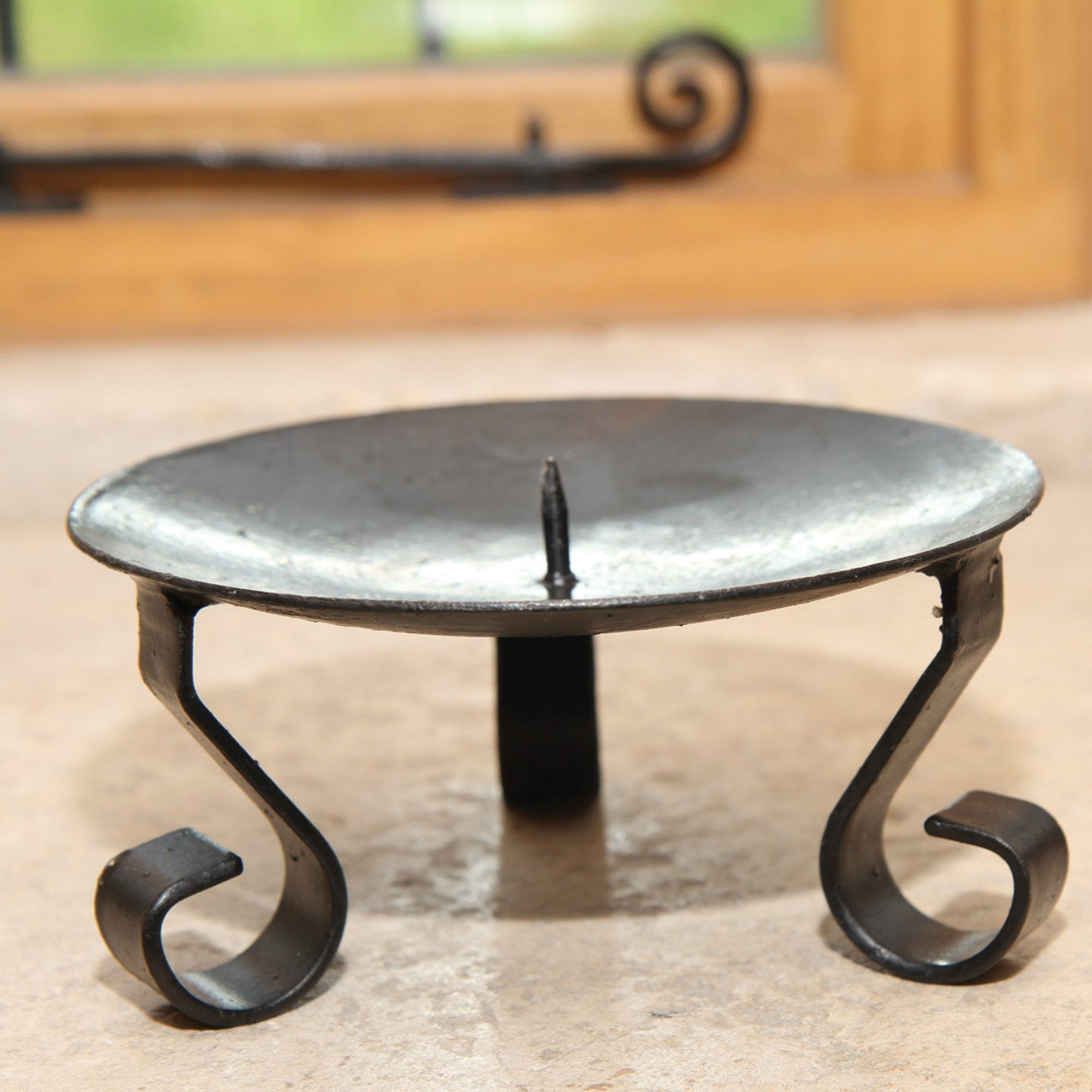 Small (4inch/100mm) Brecon Candle Holder