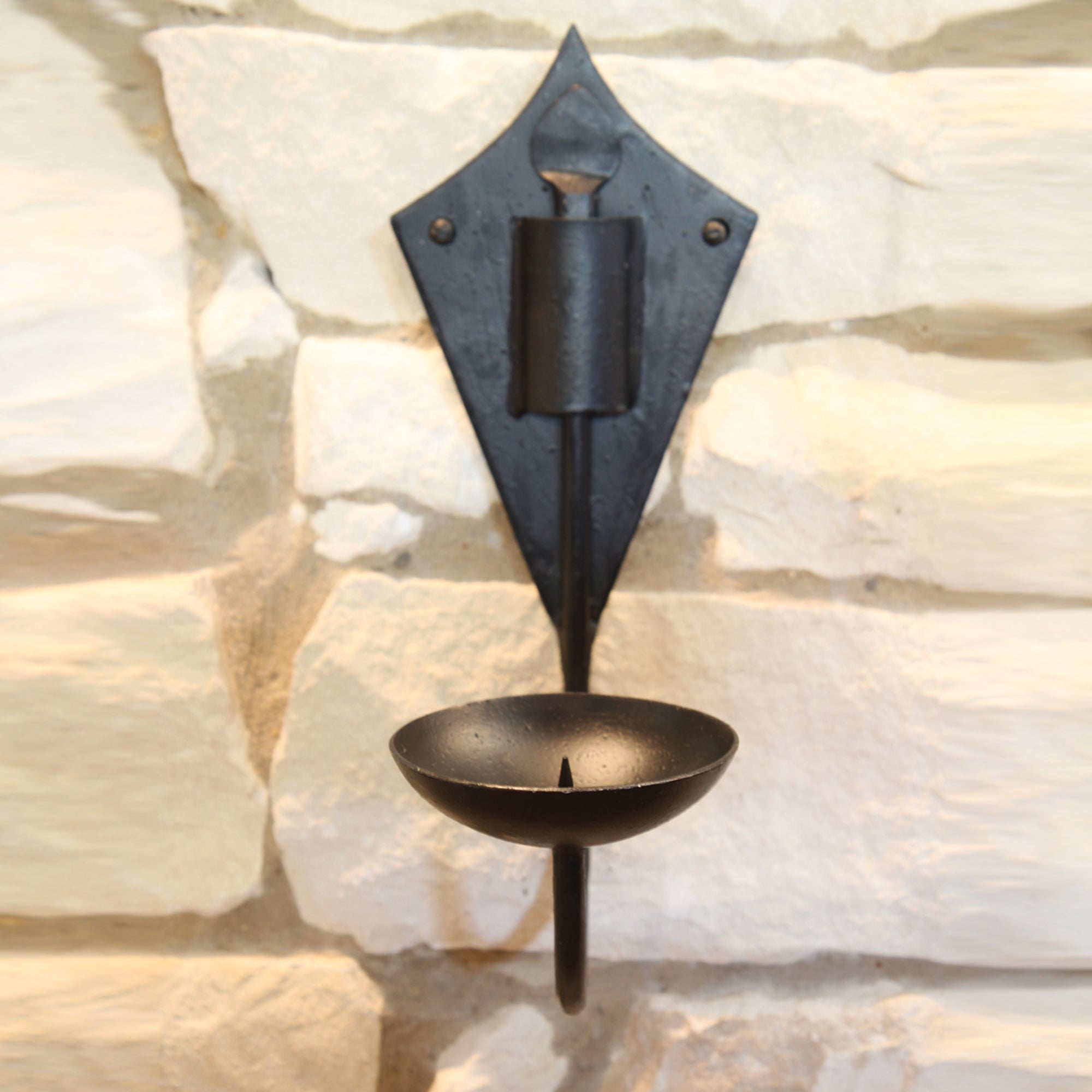 Wall Candle Holder - Hereford Single