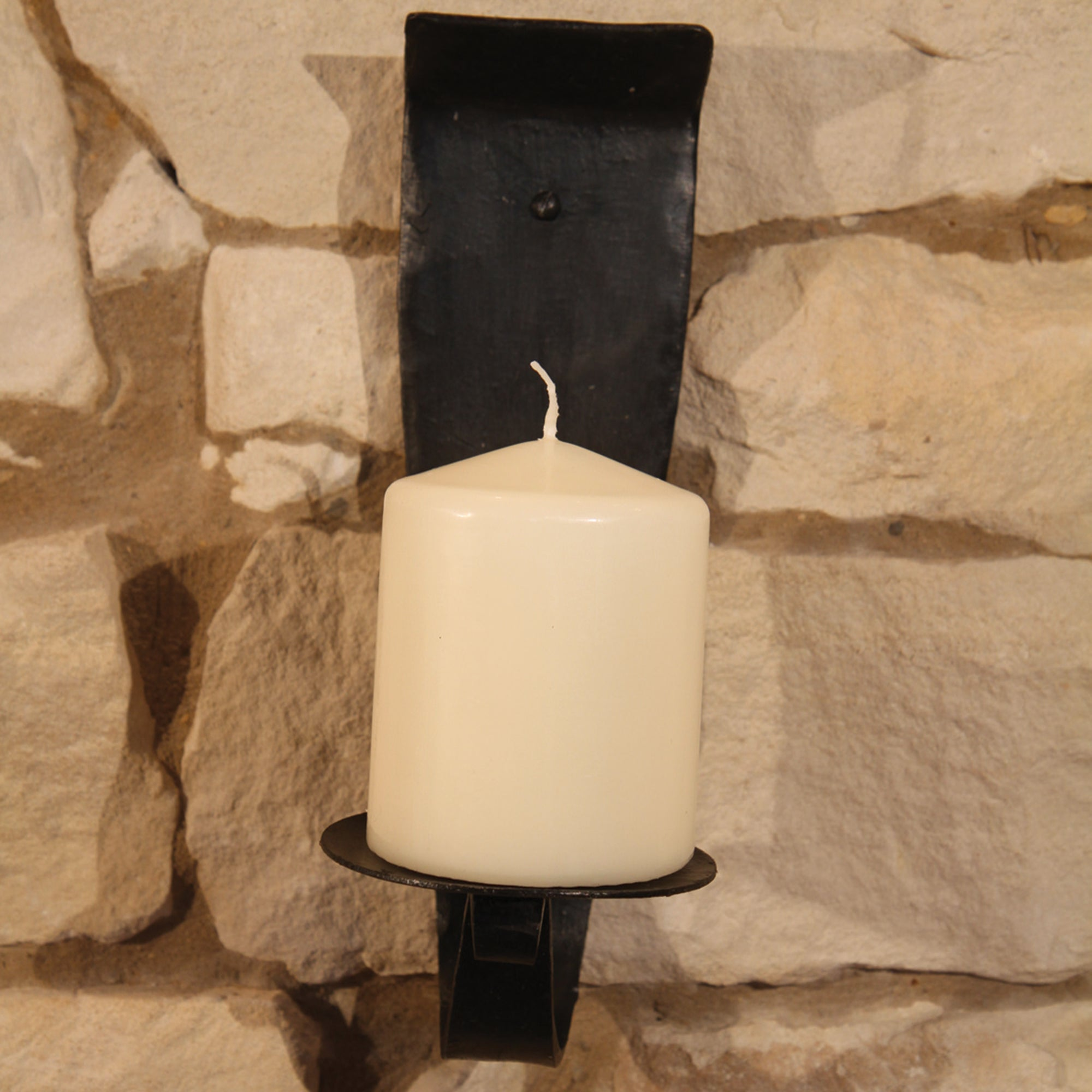 Wall Candle Holder - Lincoln Single