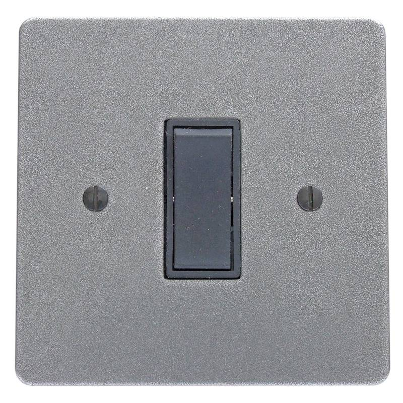 1 Gang 20amp Double Pole Rocker Switch