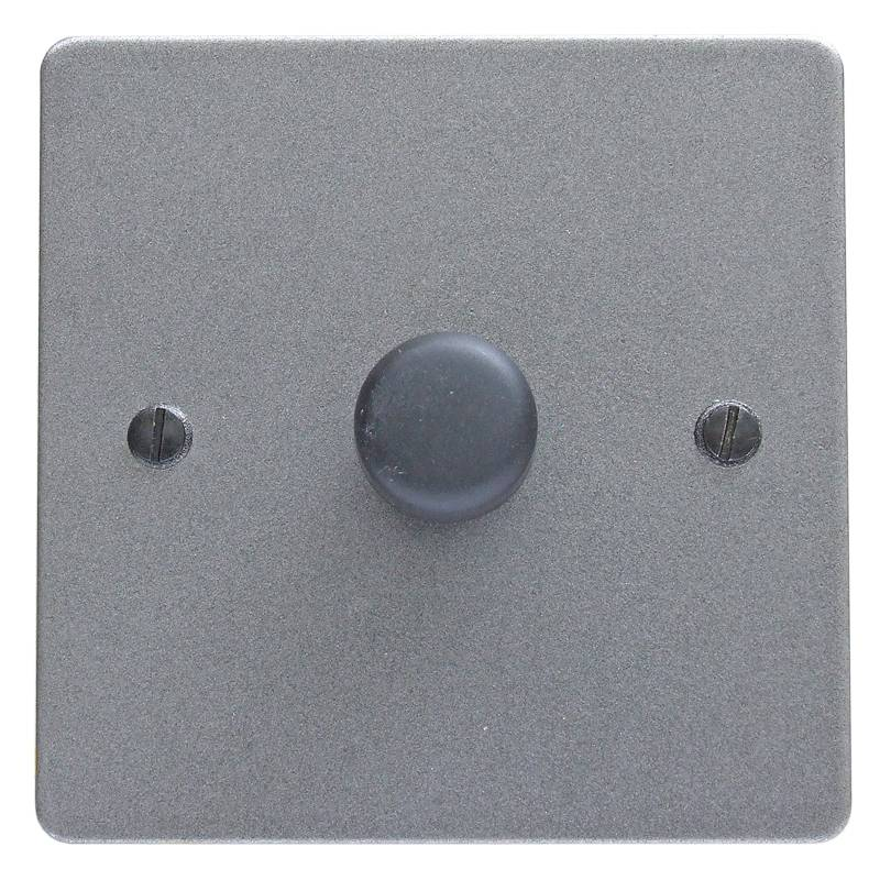2 Gang Dimmer Double Plate