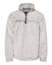 Load image into Gallery viewer, YOUTH Quarter Zip Sherpa Pullover
