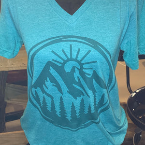 Blue Mountain Shirt