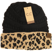 Load image into Gallery viewer, Leopard CC Beanie