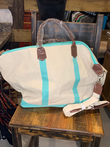 Mint Large Weekender Bag