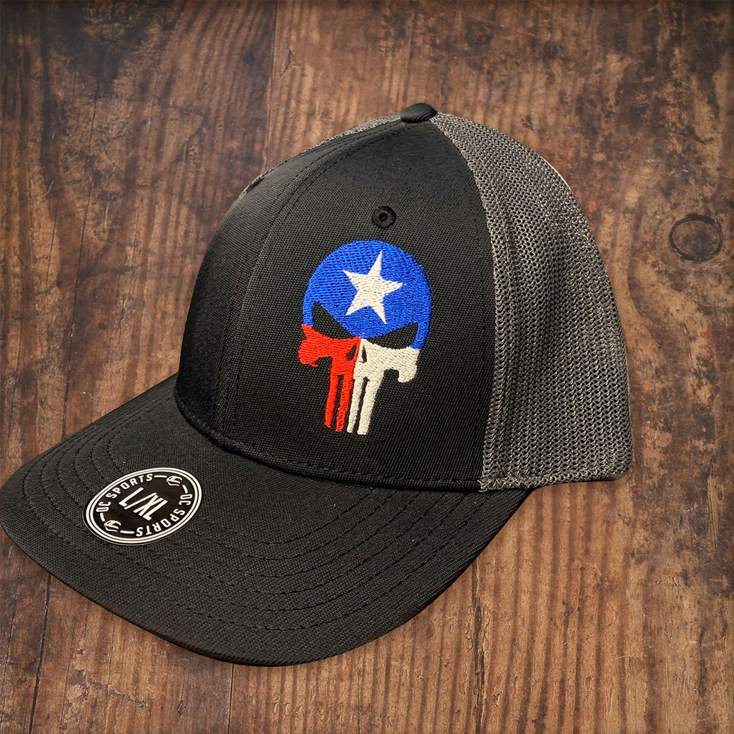 Texas Punisher Cap