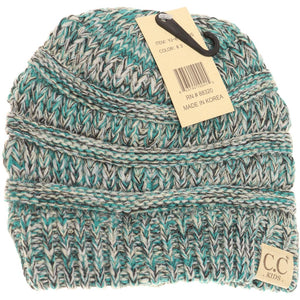 Kids Four-Tone CC Beanies