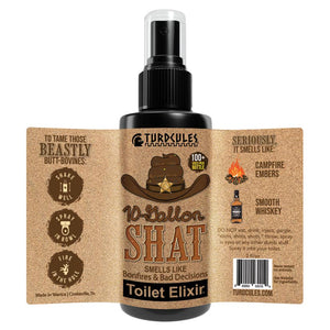 10 Gallon Shat Toilet Elixir