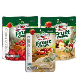 Freeze Dried Fruit Crisps - business delivery