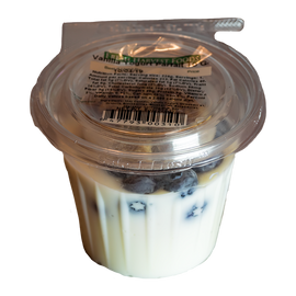 Fruit Fresh parfait (8oz) - business delivery