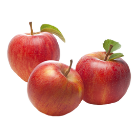 Red Apples - retail delivery