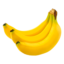 Bananas - retail delivery