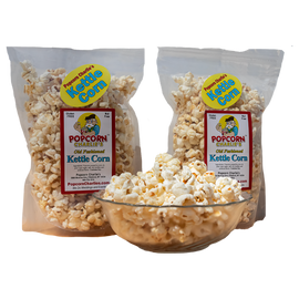 Popcorn Charlies - Kettle 1oz - retail delivery