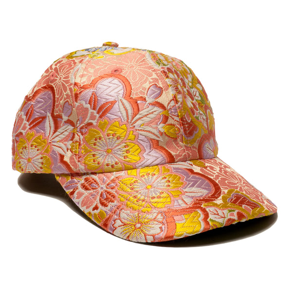 Vintage Embroidered Fabric Hat