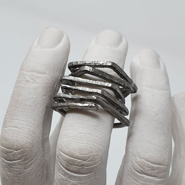 Alicia Mai 'The Maze' Bjorg Ring