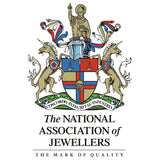 Gold and Opal Drop Earrings