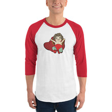 Load image into Gallery viewer, Nacho Raglan Tee