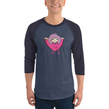 Load image into Gallery viewer, Mad Madam Mim Raglan Tee
