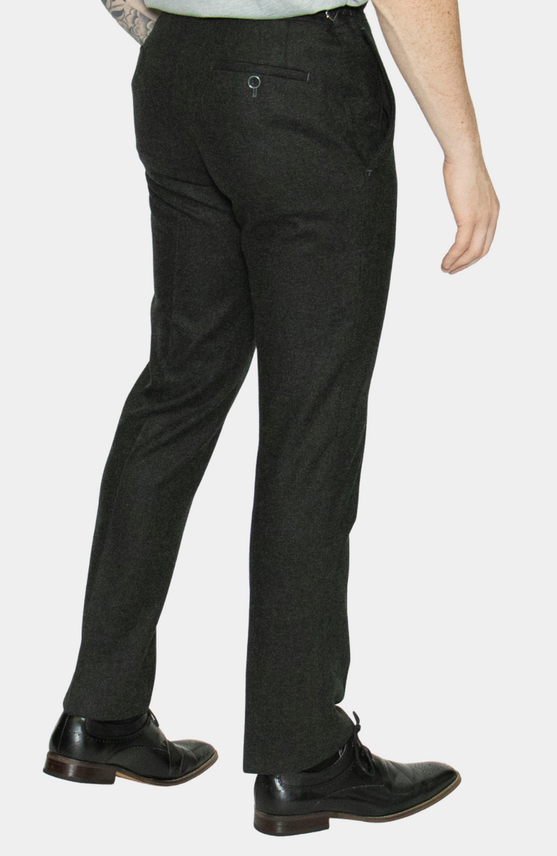 BARRA GREEN TROUSER - HIRE