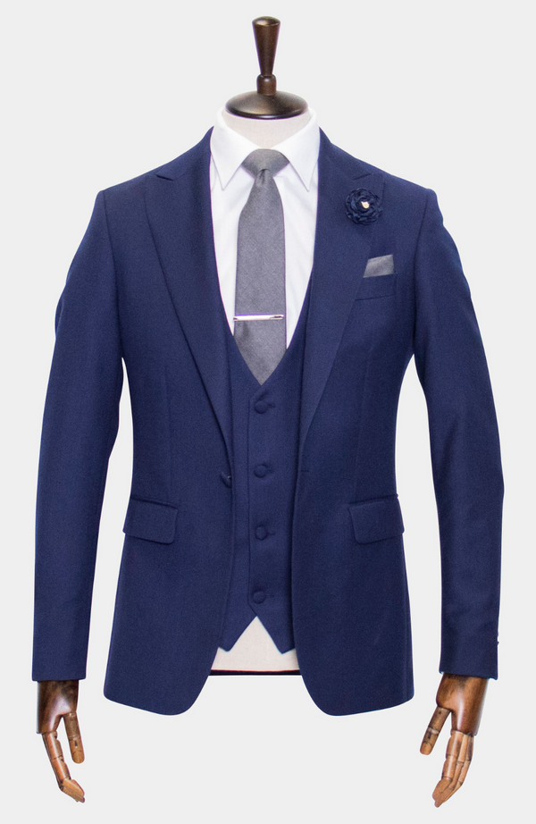 HEBRIDES 3 PIECE SUIT - MADE TO ORDER