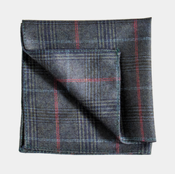 ANGLESEY POCKET SQUARE - HIRE
